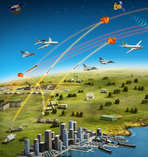 ThalesRaytheonSystems Demos NATO ACCS Interoperability