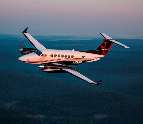 Textron Aviation Rolls Out Improved Beechcraft King Air 350i