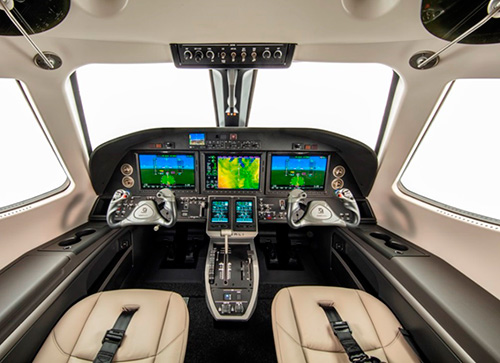 Textron Aviation Unveils New Full-Scale Cessna Denali Mockup