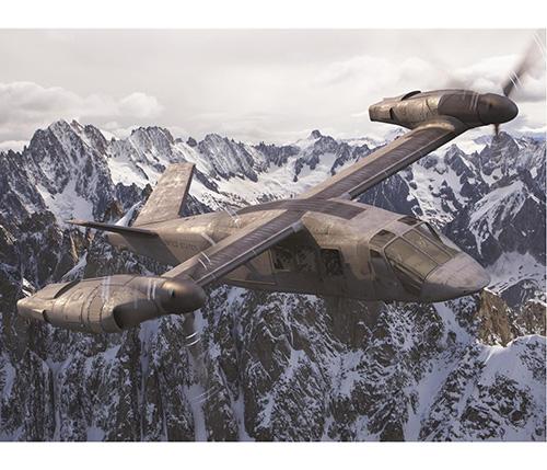 Textron Businesses Display Vast Portfolio at Farnborough Airshow