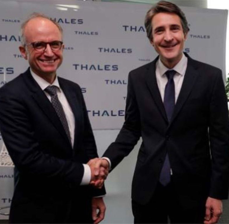 Thales, Gemalto Create World Leader in Digital Security