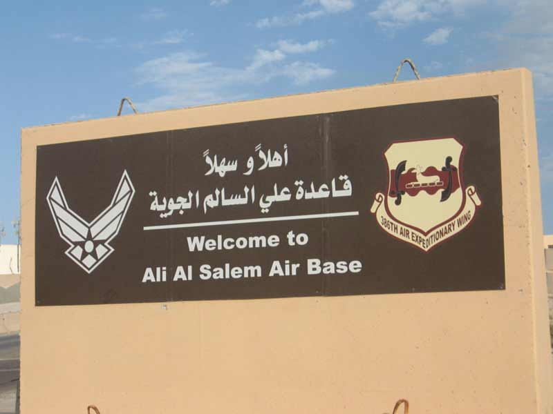 Thales Navigation Aids to Secure Kuwait's Air Bases
