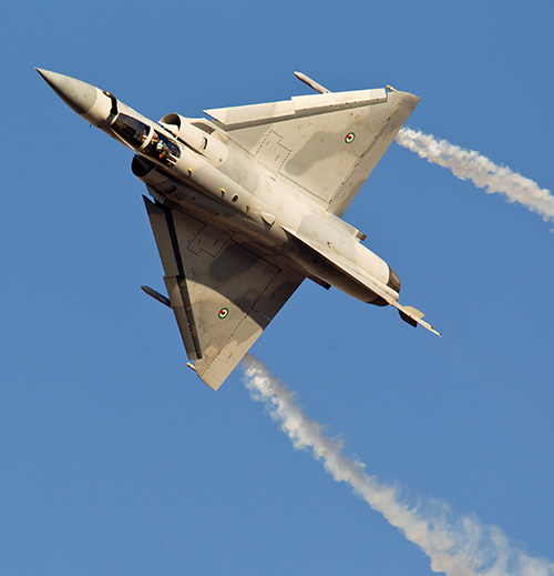 Thales to Upgrade UAE's Mirage 2000-9 Electronic Systems