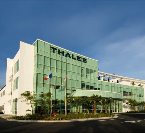 Thales Expands in Singapore