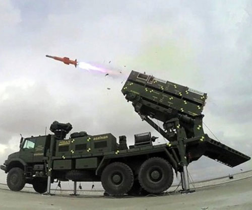 Turkey's Hisar-A Missile System Completes Final Test