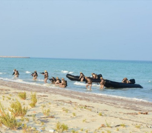 Two Joint Military Exercises Launched in UAE