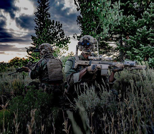 Two NATO Countries Select Safran's E-NYXTM Night Vision Goggles