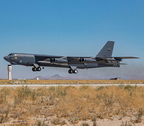 U.S. Air Force, Lockheed Martin Conduct Second Hypersonics Test
