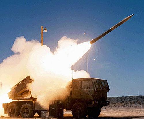 U.S. Army Orders 9,500 GMLRS Rockets from Lockheed Martin