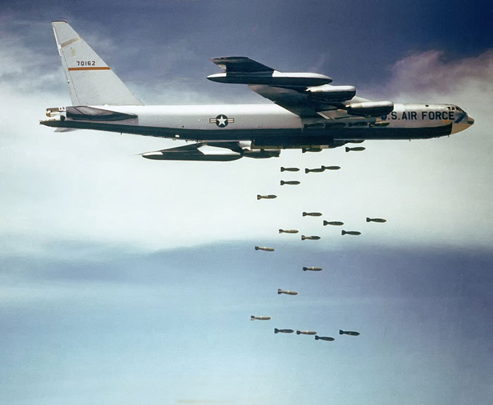 U.S. Deploys B-52 Bombers to Qatar for Fight Against ISIS