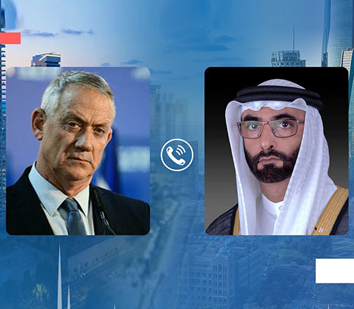 UAE, Israeli Defense Ministers Discuss Peace Accord