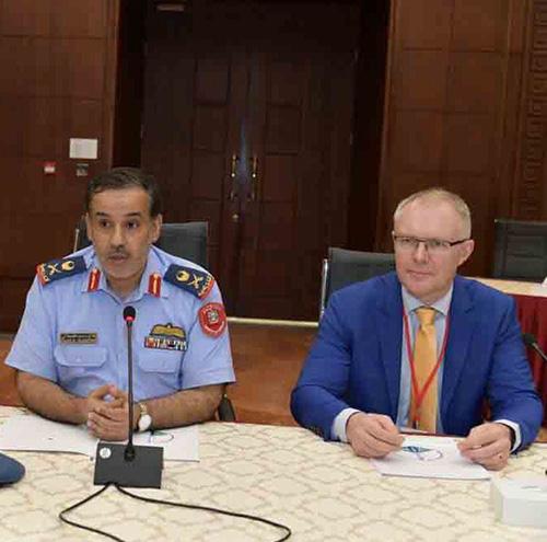 UAE, NATO Discuss Military Cooperation