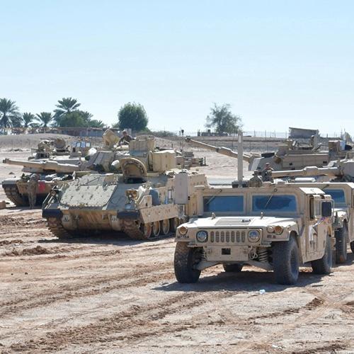 """UAE, US Start """"Iron Union 6"""" Military Exercise"""