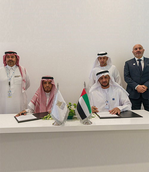 UAE's Calidus Signs MoU with Saudi GDC