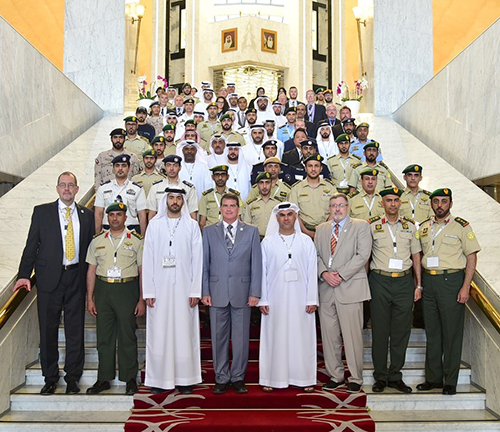 UAE's General Command Organizes Workshop on Nuclear Accidents