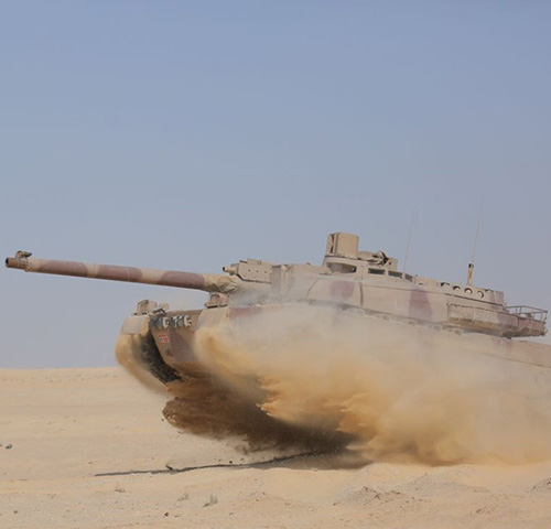 UAE Armed Forces, US Army Conclude Joint Military Drill