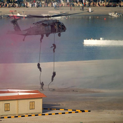 UAE Armed Forces to Launch 'Union Fortress 3' Military Show