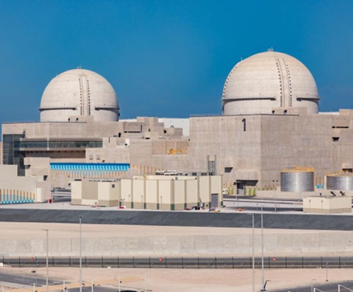 UAE Becomes First Arab Peaceful Nuclear Operating Nation