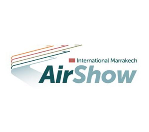 UAE Defense Minister Visits Marrakech Air Show 2018