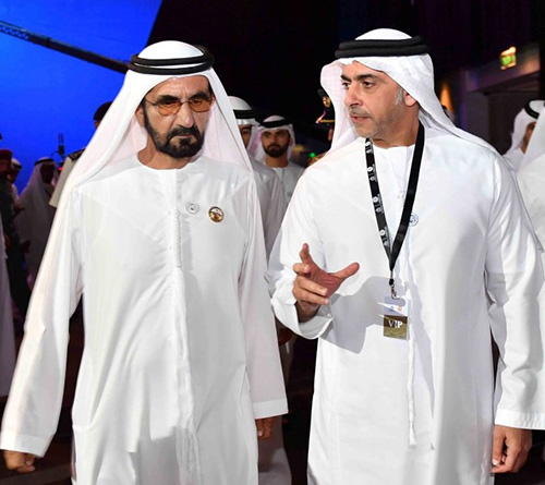 UAE Interior Minister Opens 87th INTERPOL General Assembly