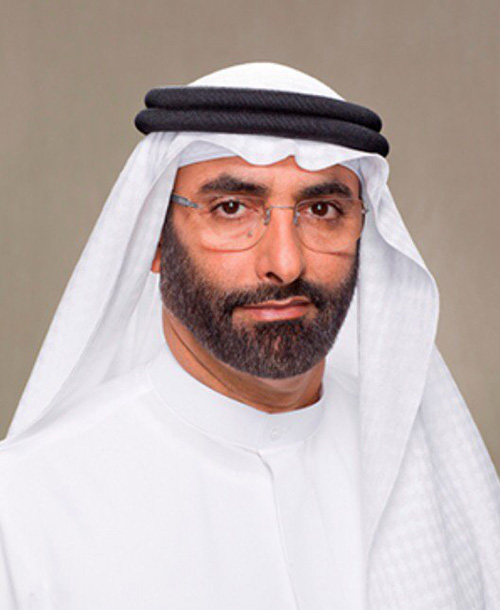 UAE Minister of State for Defense Affairs Visits Singapore Airshow