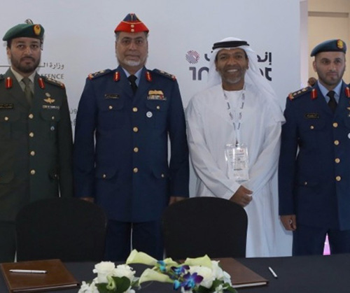 UAE Ministry of Defense to Get Digital Transformation System