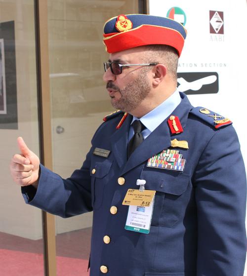 UAE Officially Participates at DSEI Exhibition