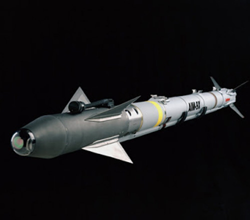 UAE Requests AIM-9X-2 Sidewinder Block II Missiles