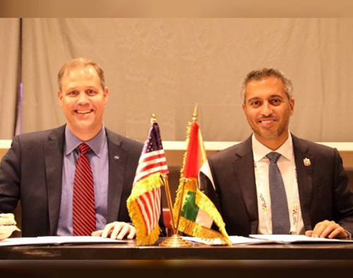 UAE Space Agency, NASA Sign Historic Agreement