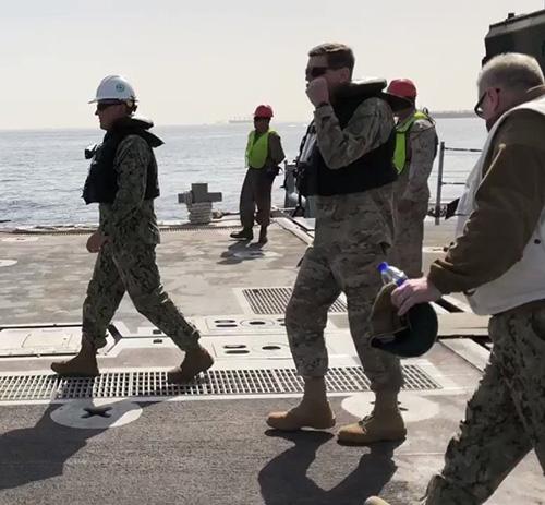 UAE-US 'Native Fury 2018' Exercise Concludes