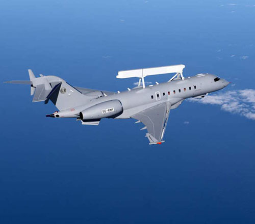 UAE to Acquire More GlobalEye & Aerial Refueling Aircraft
