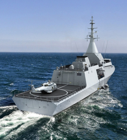 UAE to Acquire Two Gowind-Class Corvettes