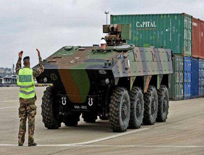 UK, France Launch Rapid Deployment Exercise