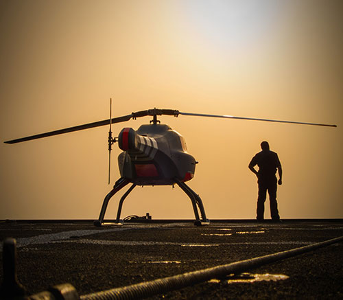 UMS SKELDAR Selects 360iSR for ISR Training