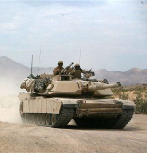 U.S. Army Receives First New Generation Abrams Tank