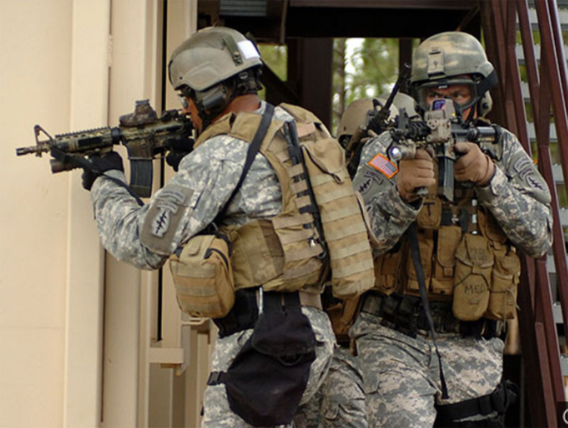 US Deploying New Force of Special Operations Troops to Iraq