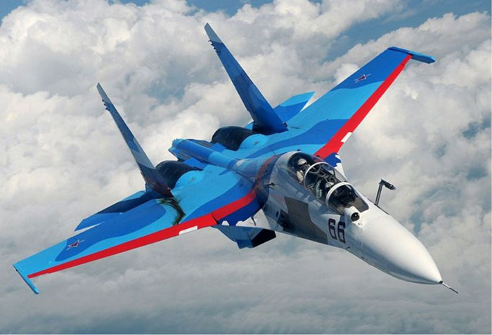 "US Would ""Veto"" Sale of Russian Su-30 Fighter Jets to Iran"