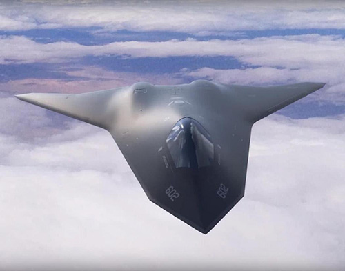 USAF's 6th-Generation Fighter Could Turn Everything Obsolete