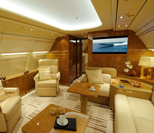 Airbus Corporate Jet Highlighted at MEBAA Show