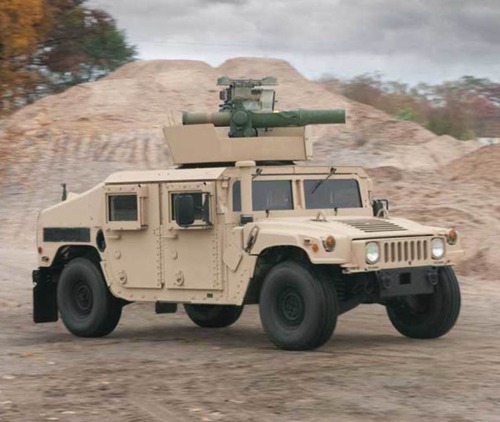 AM General Wins Sales Contract for 11,560 HMMWVs
