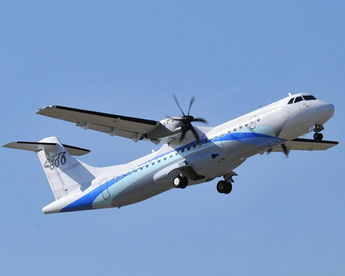 Iran Air to Receive Four ATR 72-600 Planes