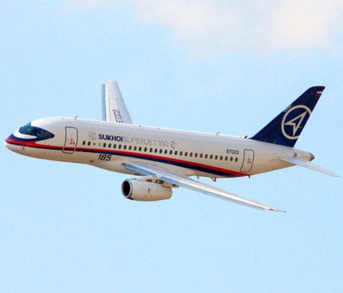 Iran Confirms Deal for 12 Sukhoi Superjet 100 Planes