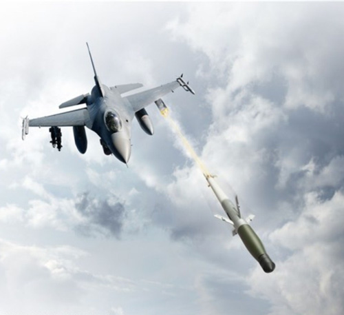 BAE Systems to Supply Laser-Guided Rockets to U.S. Navy