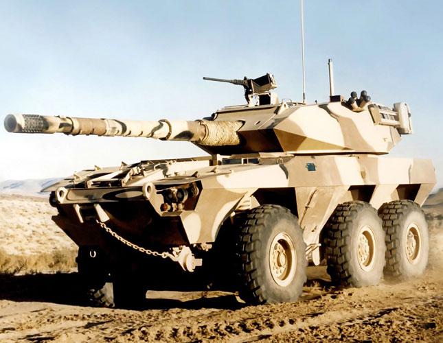 CIO Displays Latest Armored Vehicles at Eurosatory