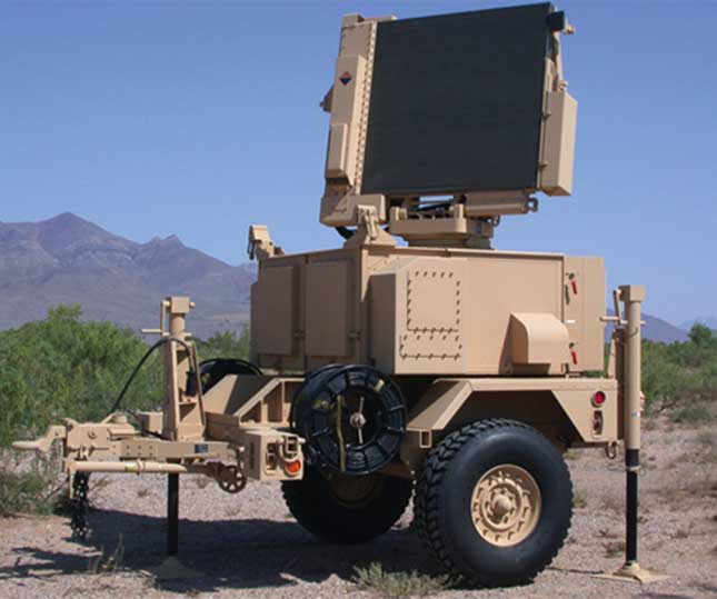 Egypt Requests 8 Sentinel AN/MPQ-64F1 Radars