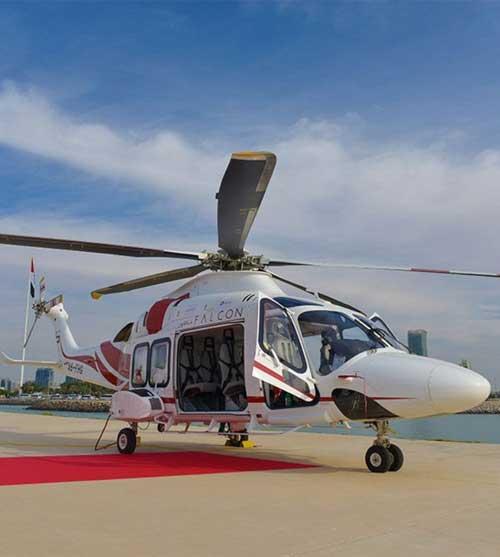 Falcon AgustaWestland AW169