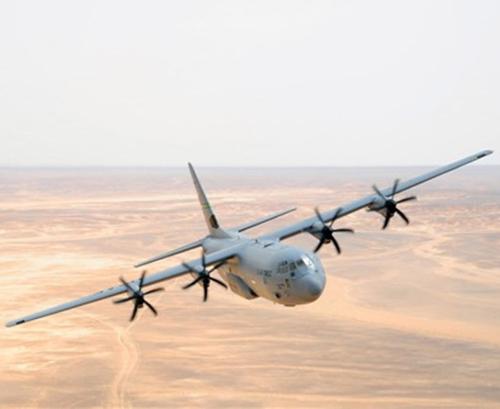 BAE Selects Harris Advanced Aircraft EW Transmitter Technology