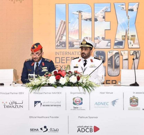 $4.2 Billion Arms Deals Signed on First 3 Days of IDEX
