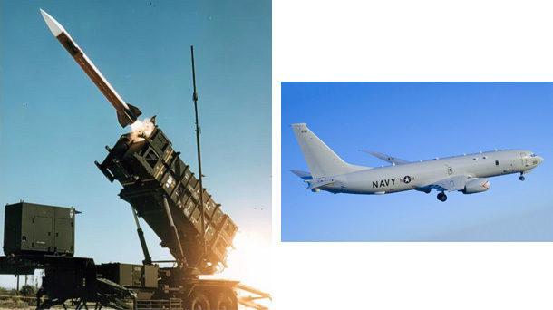 INTERNATIONAL SURVEY THE AMERICAN DEFENSE & AEROSPACE INDUSTRY