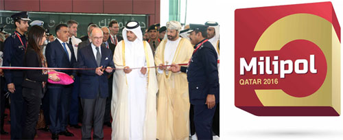 MILIPOL QATAR 2016: PREVIEW